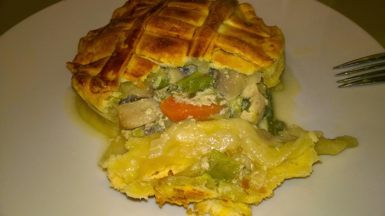 Chicken pie #Battle food 30#