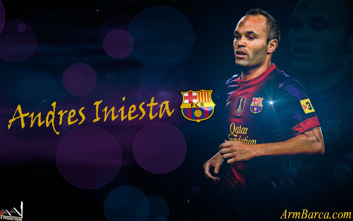 Messi, Ronaldo and Iniesta are finalists for Golden Ball Award – Los Angeles Soccer