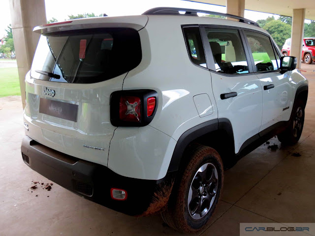 Jeep Renegade 2016 2.0 Flex