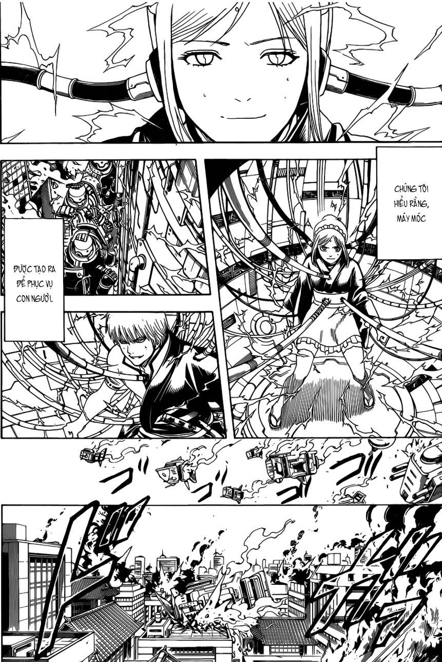 Gintama Chap 610 - Trang 9