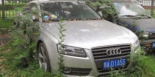 Audi A5 Coupe Rp 679 Juta, Dicampakkan Pemiliknya