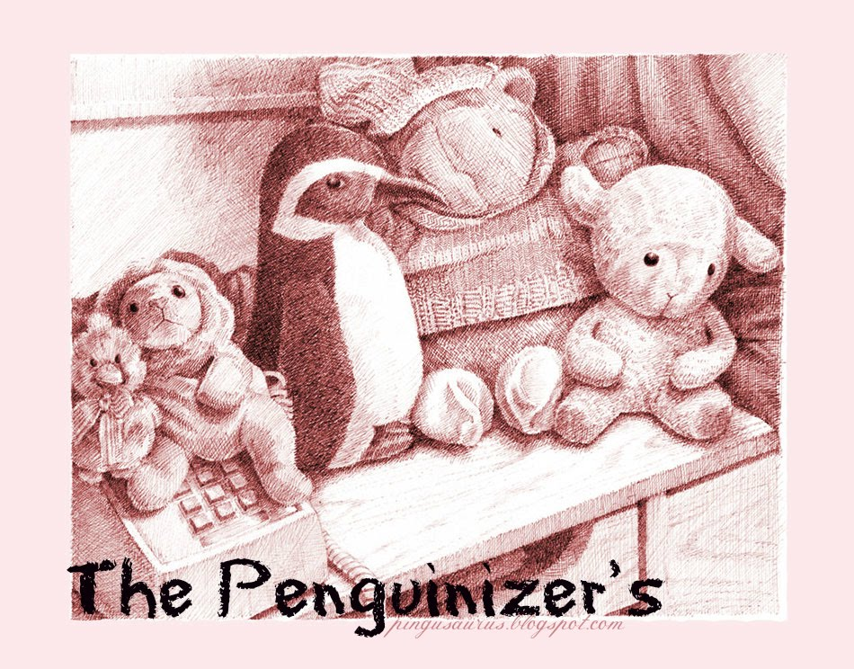 The Penguinizer's © - rawr.