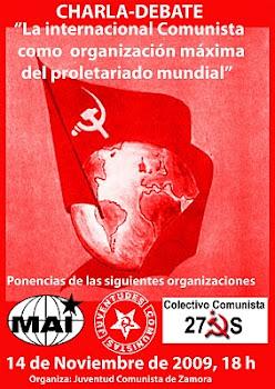 Charla-debate sobre la Komintern
