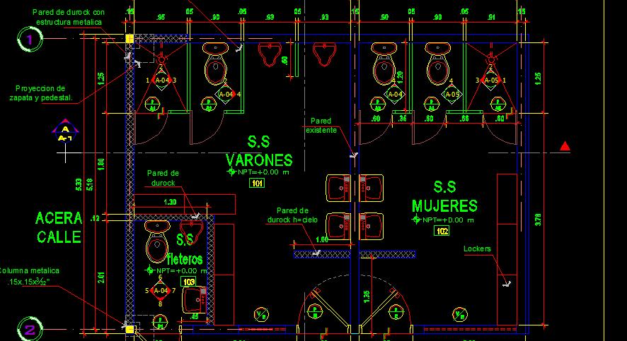 Cortes y secciones en dibujo tecnico.