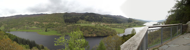 Queen's View Scenic Scotland