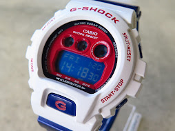 CASIO G-SHOCK GD-X6900CS WHITE BLUE