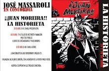 Moreira en Concordia, Entre Ríos