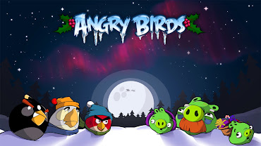 #19 Angry Birds Wallpaper