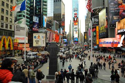 Times Square en Nueva York - que visitar