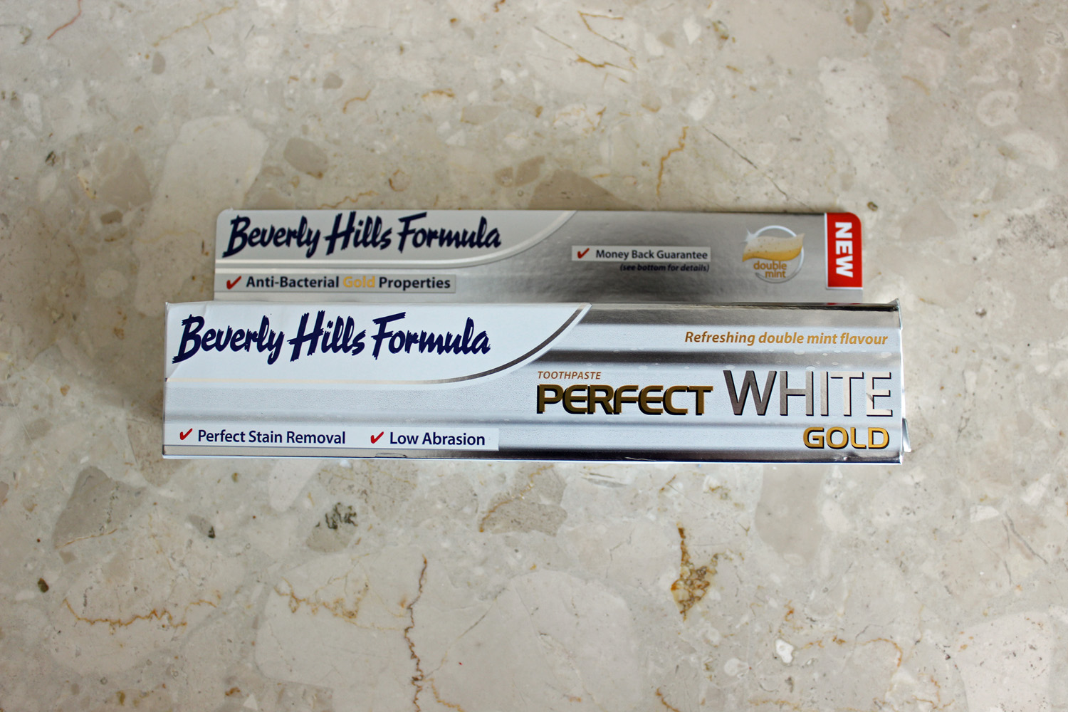 Beverly Hills Formula Perfect White Gold Toothpaste