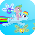 Rainbow Dash Shooter Project