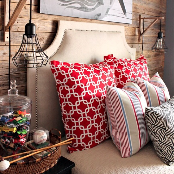 15 Beautifully Decorated Real Life Bedrooms - Dimples & Tangles