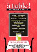 L'EXPOSITION DU 14 AU 16 OCTOBRE