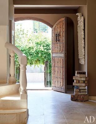 Ibiza inspired interiors/lulu klein