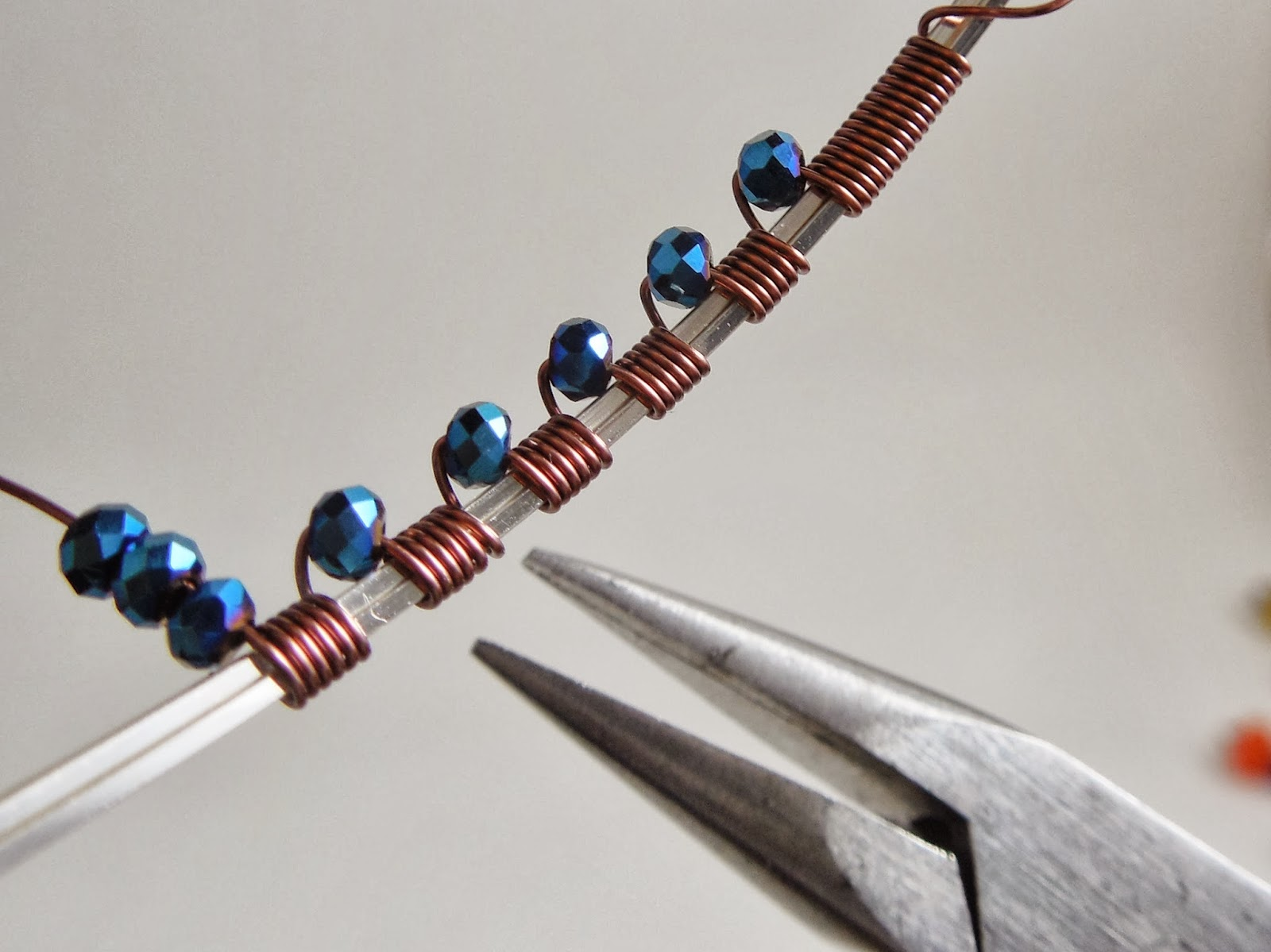 Dawn Blair\'s Jewelry and Eclectica Blog: Intro to Wire Wrapping ...