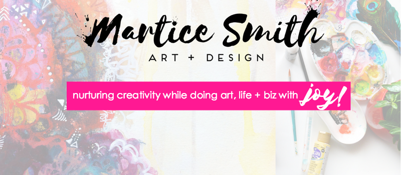 Martice Smith Art + Design Blog