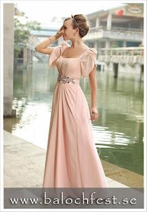 Ljuvlig klänning