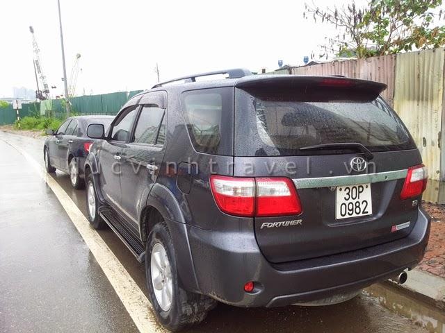 Cho thuê xe ô tô 7 chỗ tại Hà Nội giá rẻ2