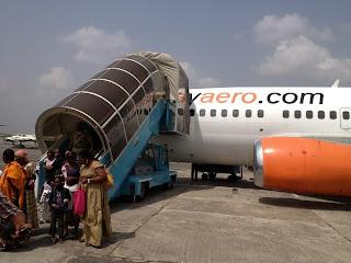 aero contractor plane crashed