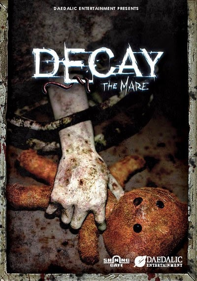 Decay The Mare [Game Horror Psikologis]