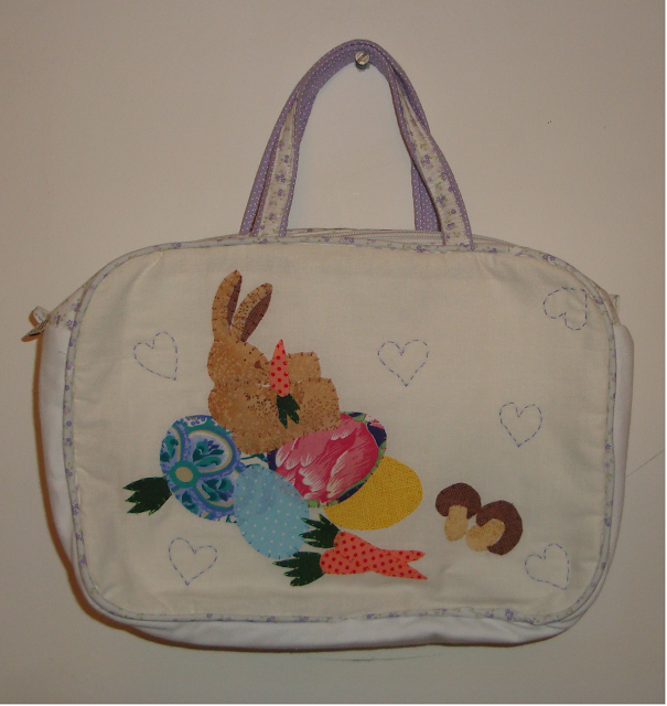 Textile infant vanity case, frasqueira infantil, fabric child vanity case, frasqueira infantil em tecido