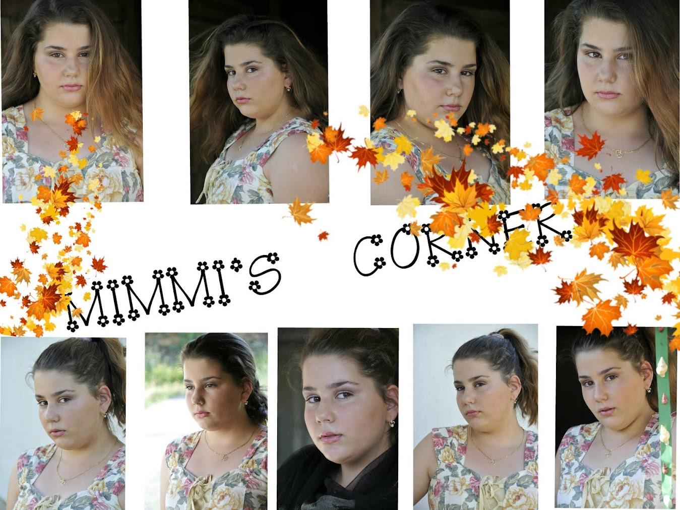 MIMMI'S      CORNER