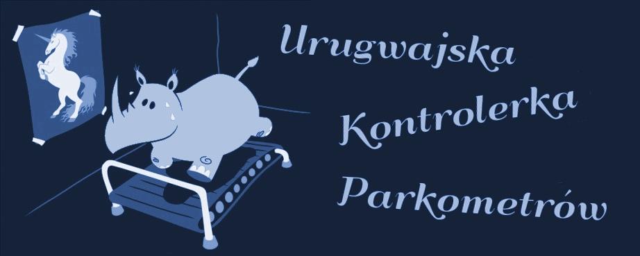 Urugwajska Kontrolerka Parkometrów