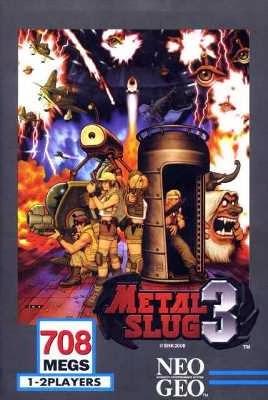 Download Metal Slug 3 (PC)