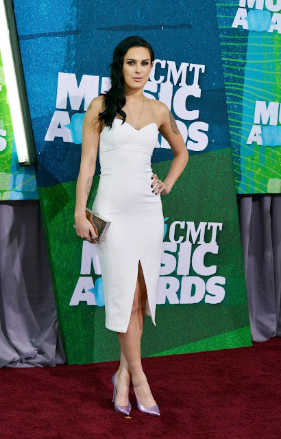 Singer, Actress @ Rumer Willis - 2015 CMT Music Awards in Nashville