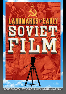 "DVD Review | ""Landmarks of Early Soviet Film"""