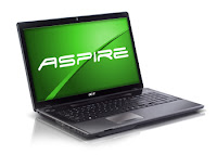 Acer Aspire AS5750G-9821 laptop