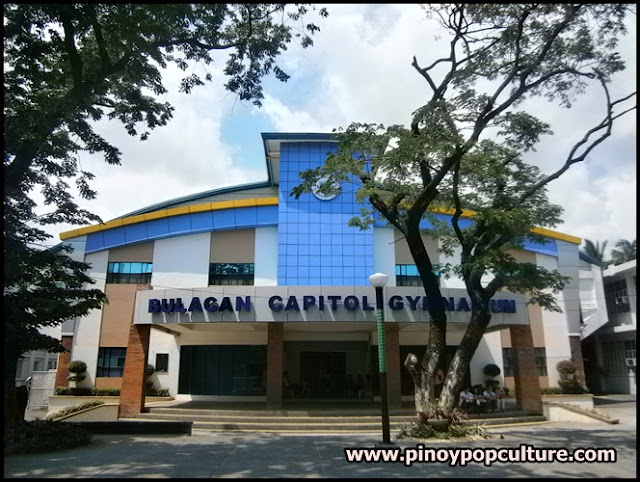 Bulacan Capitol Gymnasium, Bulacan
