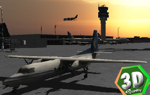 Airport Park� 3D