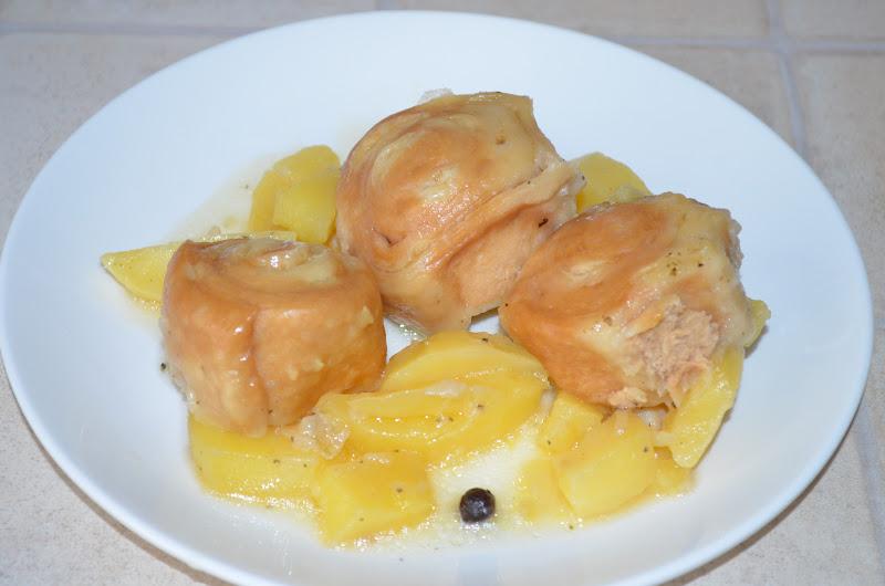 Штрудели по-украински рецепт