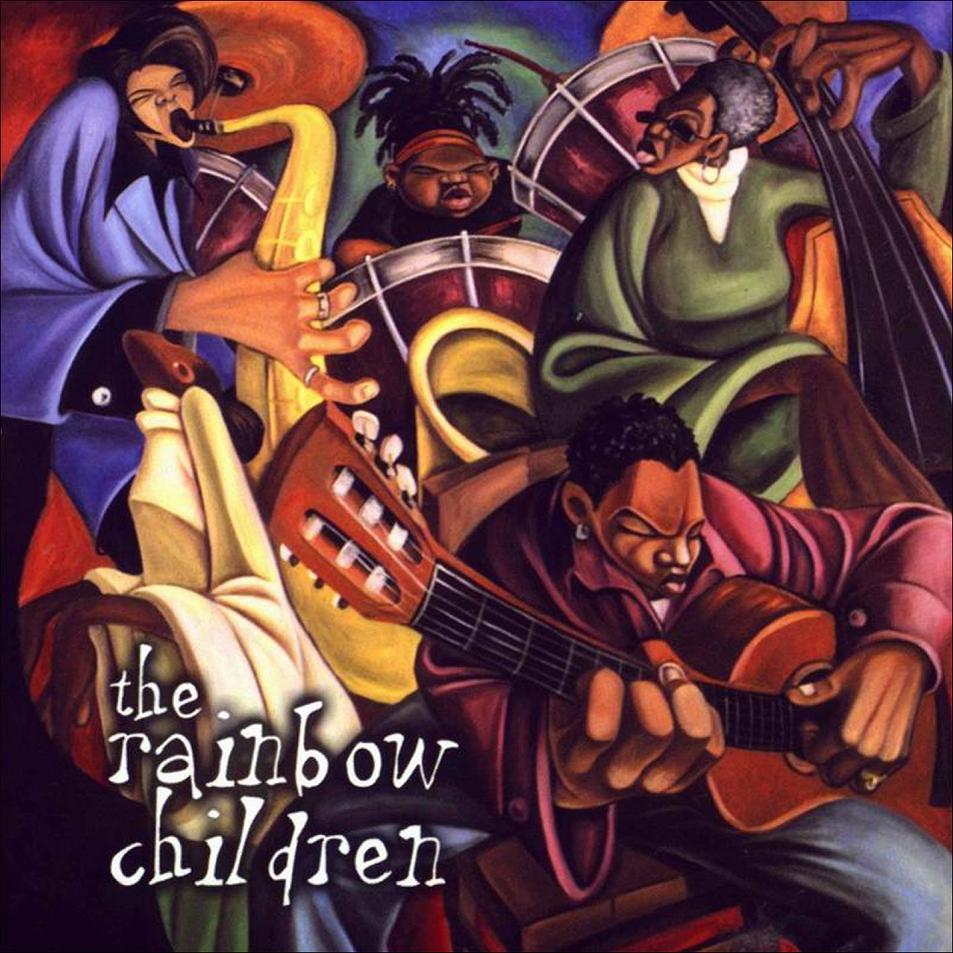 Qu'écoutez-vous en ce moment ? - Page 6 Prince-The_Rainbow_Children-Frontal