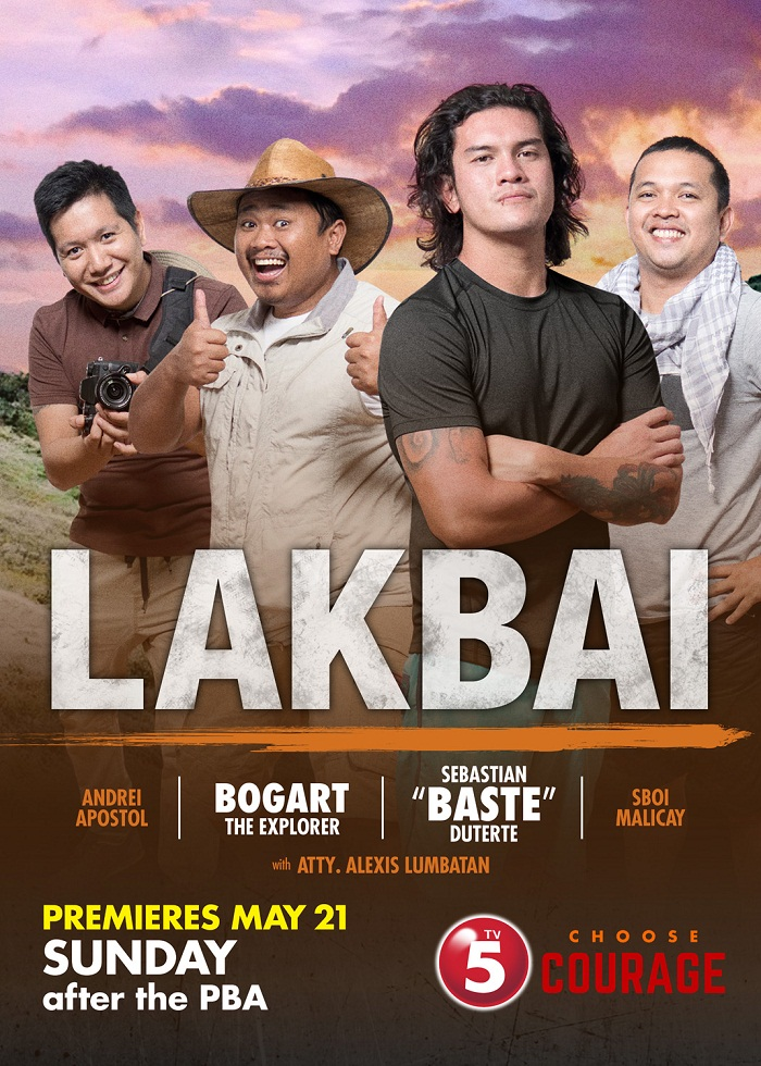 LAKBAI on TV5