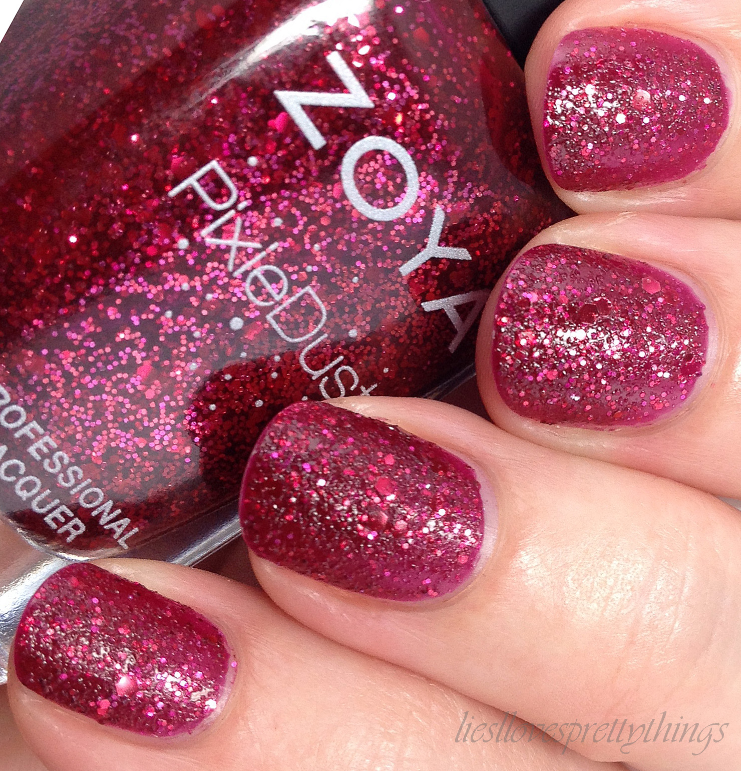 Zoya Arianne swatch and review