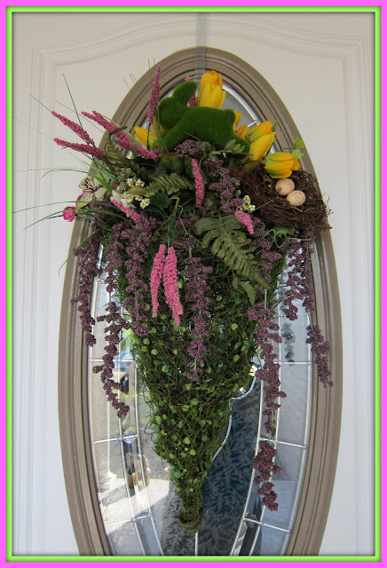 Easter front door ideas
