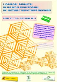 I Jornadas regionales de redes profesionales de lectura y bibliotecas escolares