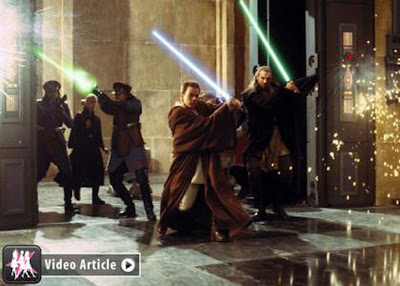 """The Phantom Menace 3D"" Clip has Just Been Released"