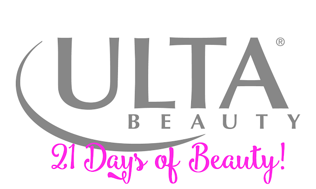 Ulta 21 Days of Beauty notesfrommydressingtable.com
