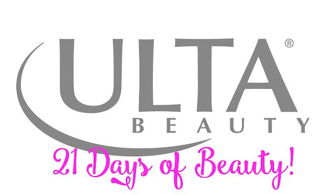 Ulta 21 Days of Beauty notesfrommydressingtable.com