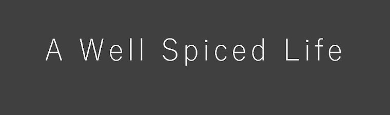 A well spiced life
