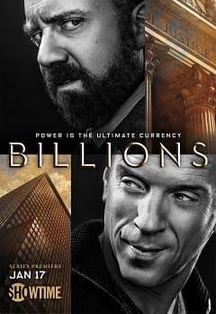 Série Billions - 1ª Temporada 2016 Torrent