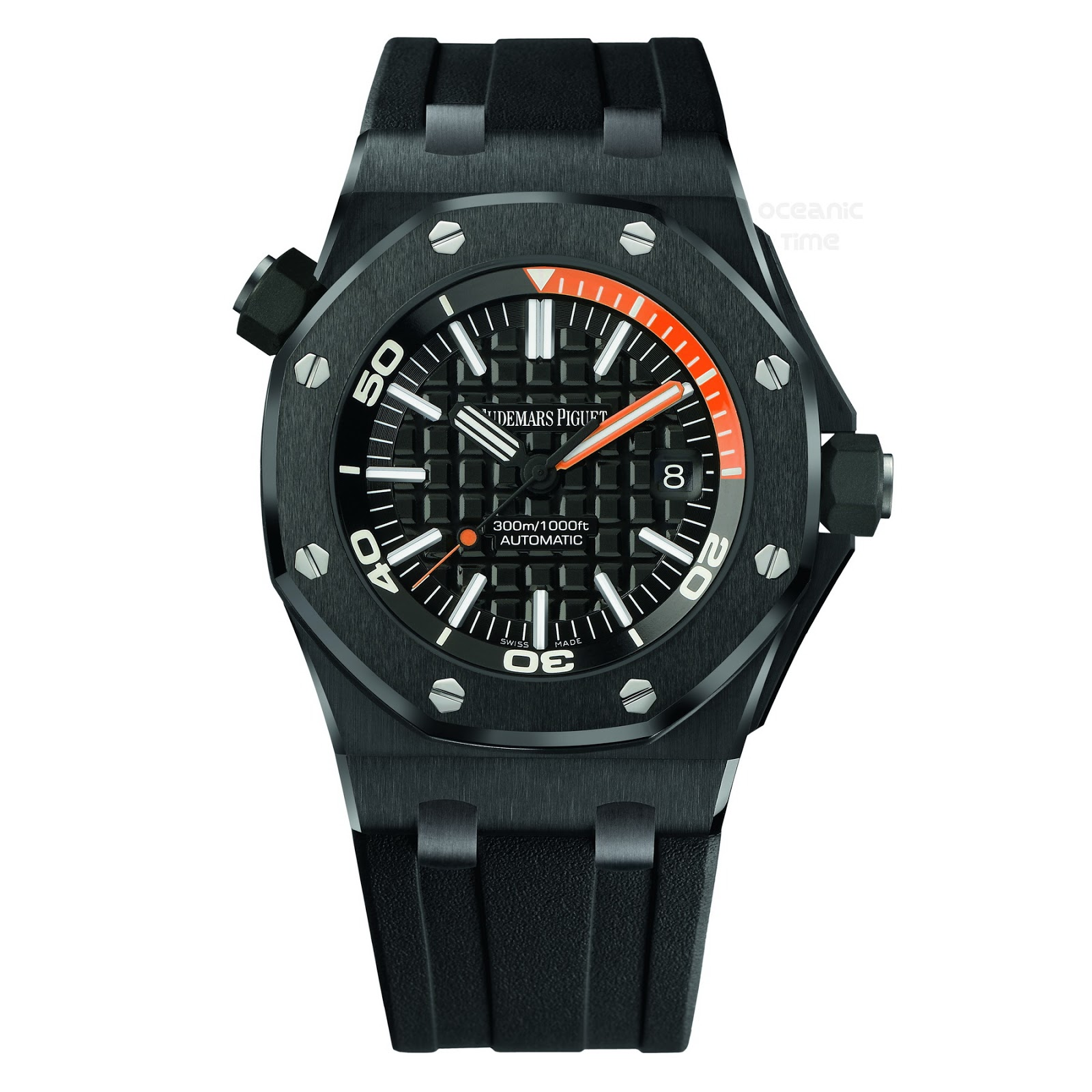 Ap diver the series for Royal oak offshore n7243