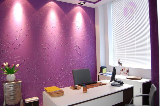Tu pared es arte un bufete de abogados nada convencional for Decoracion despacho abogados