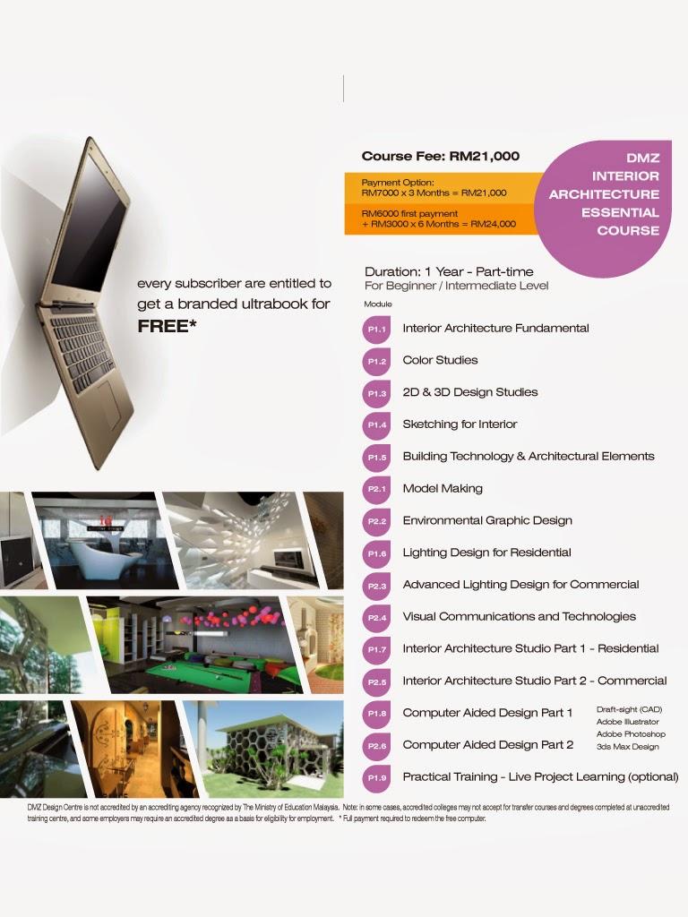 2014 syllabus, interior design course