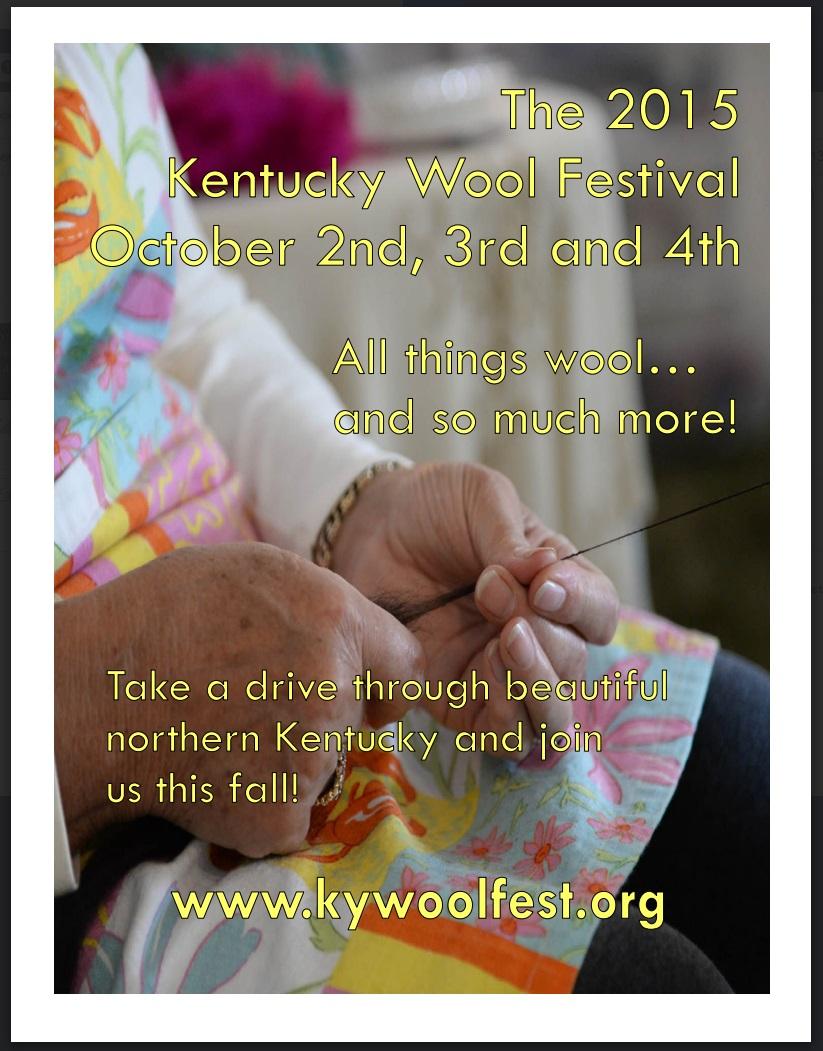 2015 Wool Festival
