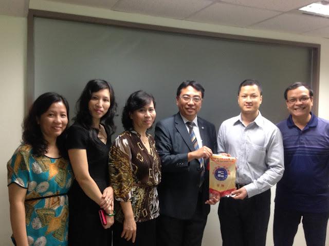越南文化經濟辦事處參訪團