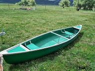 15' Coleman Canoe
